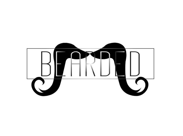 2016 Logo concept for new Beard care company.