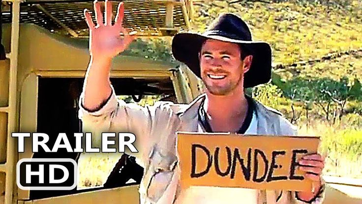 DUNDEE Official Trailer (2018) The Son Of A Legend Returns Home, Chris H...