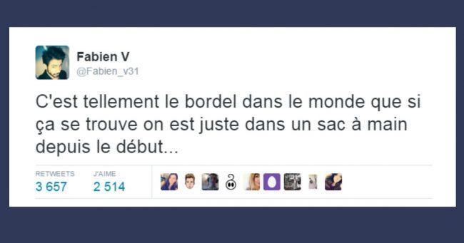 Top 15 des meilleurs tweets de @Fabien_v31 du lol en hashtag