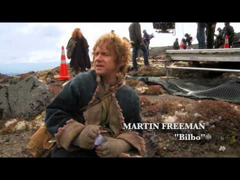"""Making Of """"The Hobbit: An Unexpected Journey"""" Full 