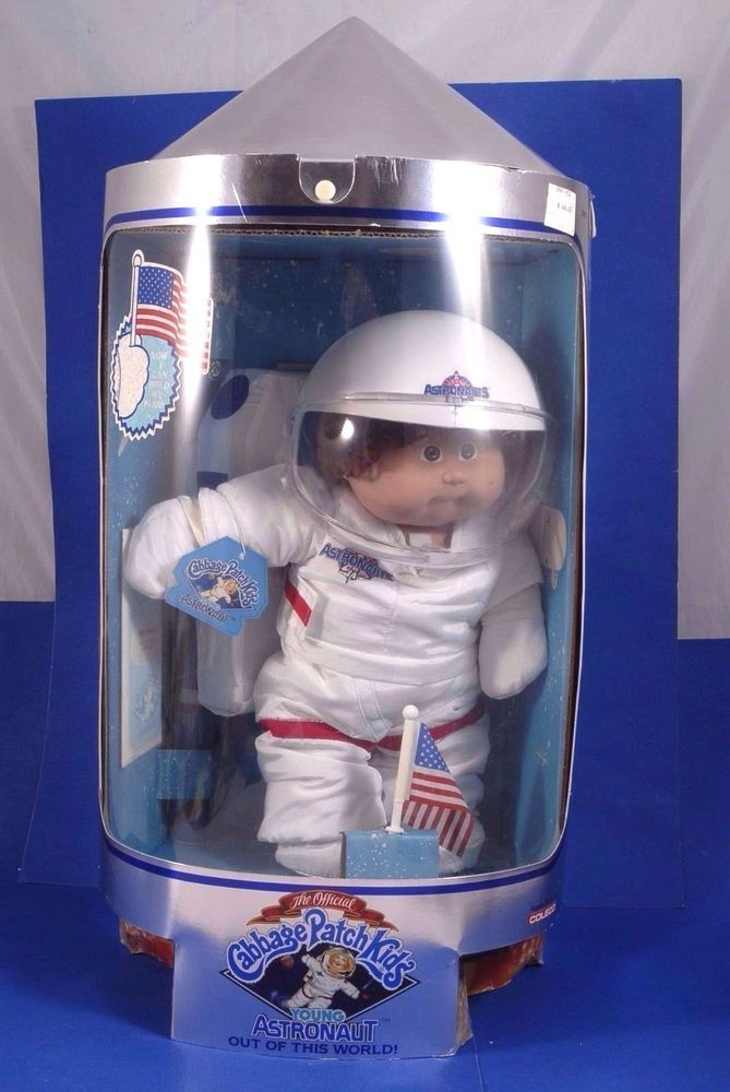 young astronauts cabbage patch doll - photo #28