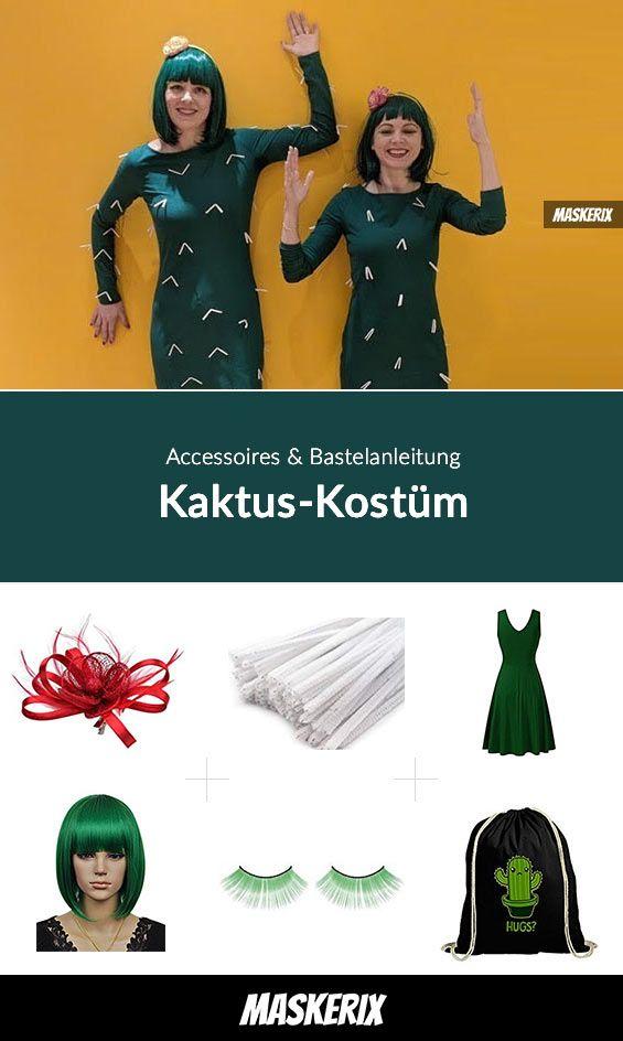 Kaktus Kostum Selber Machen Diy Ideen Anleitung 2019 Karneval