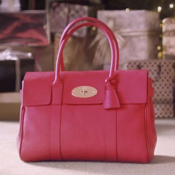Mulberry wins Christmas with its new festive advert - watch here...