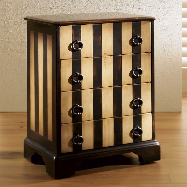 Best A French Provincial Style Bedside Chest Of Four Drawers 400 x 300
