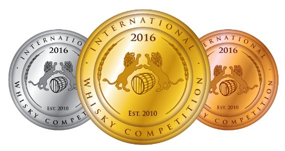 2016 RESULTS — INTERNATIONAL WHISKY COMPETITION™