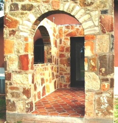 In This Photo The San Felipe Antique Terra Cotta Tile