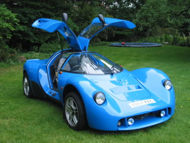 Best Kit Cars Images On Pinterest Kit Cars Custom Cars And