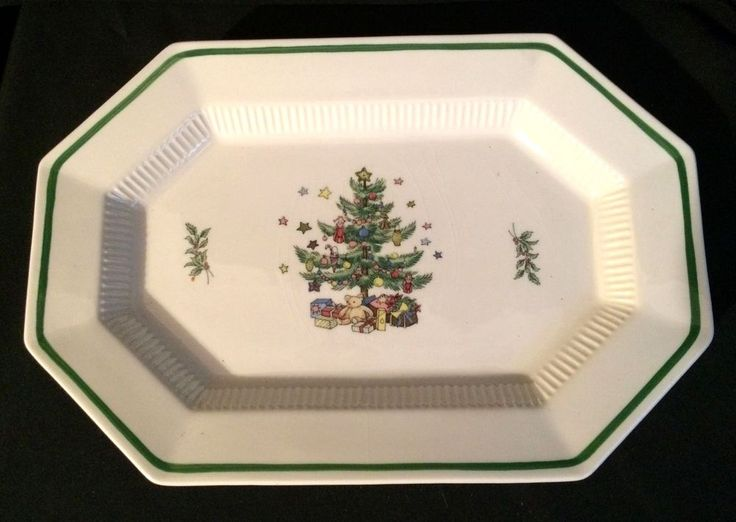 Appealing Nikko Christmas China Patterns Gallery - Best Image Engine ...