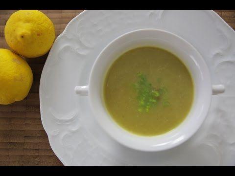 Kuşkonmaz Çorbası Nasıl Yapılır ? - İdil Tatari - Yemek Tarifleri - YouTube