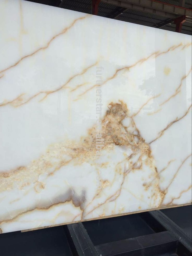 White Onyx With Gold Veins Onyx Marble Find Complete