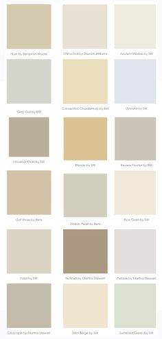 Paint Colors That Go With WOOD Great Pin