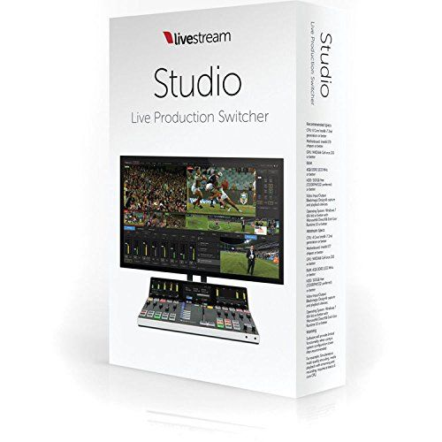 Livestream Studio Software USB Dongle | Fashion | Studio