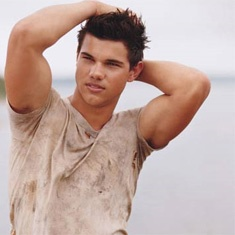 Taylor Lautner!