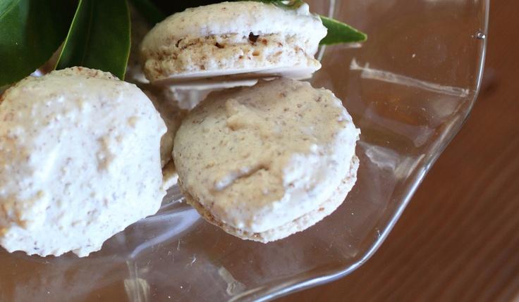 Almond Macaroons (Maggie Beer Recipe)
