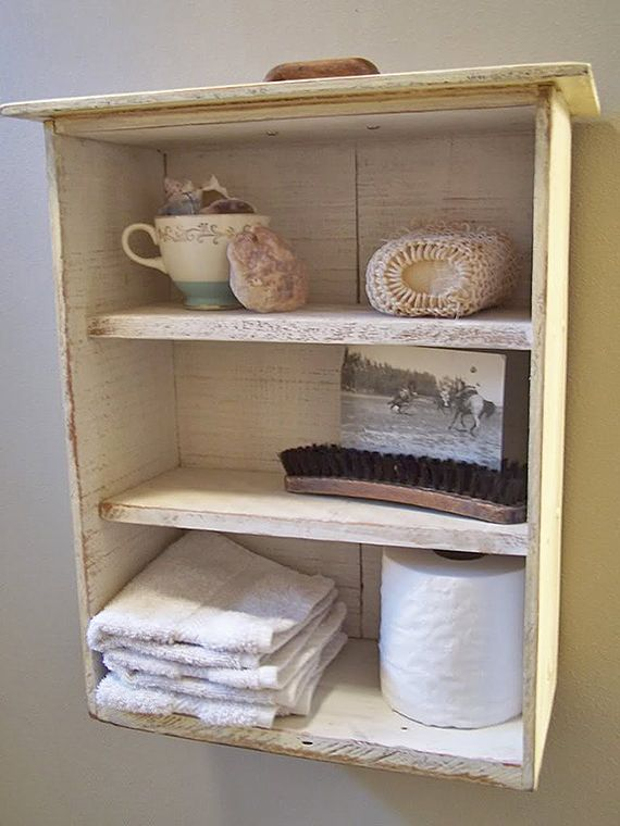 DIY repurposed Drawer Projects 37