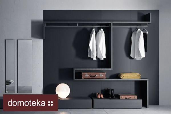 System do garderoby Libera & Snake znajdziesz w salonie Italmeble. Dzięki otwartej konstrukcji łatwo dostosować ją do dowolnej przestrzeni, dlatego sprawdzi się w całym domu. Wystarczy stworzyć kombinację, która najbardziej ci odpowiada.