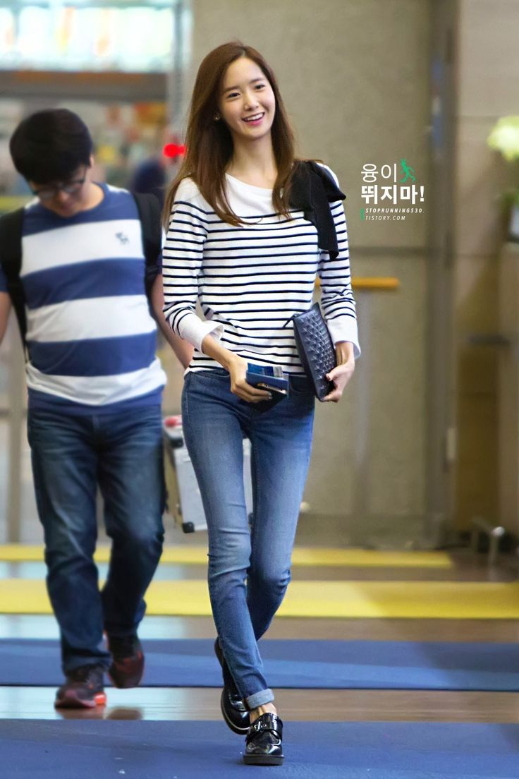 140807 yoona's airport fashion