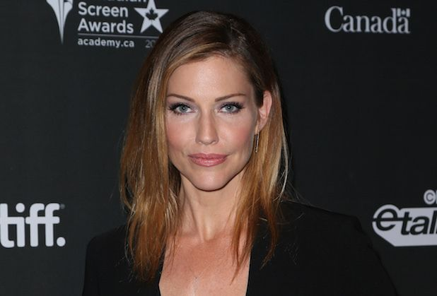 Fox is hiring Tricia Helfer to do the devil's work. The Battlestar Galactica actress is joining Season 2 of Lucifer as the mother of Tom Ellis' titular devil and D.B. Woodside's A…