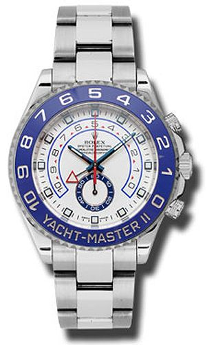 116680 Rolex Yacht-Master 2 Mens Watch