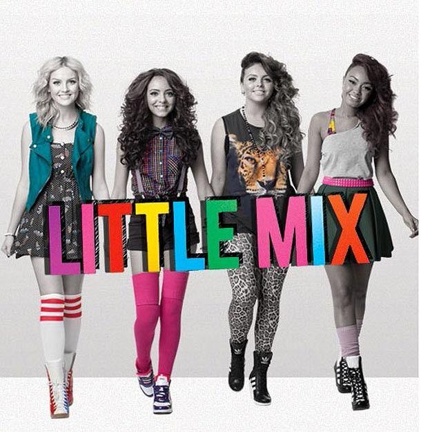 I love little mix.