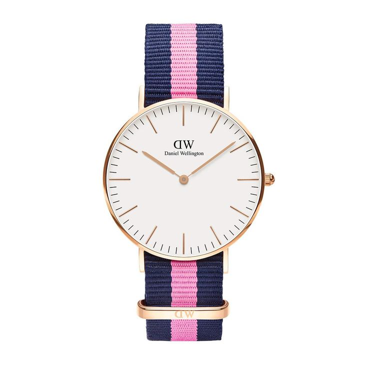how to change daniel wellington watch strap