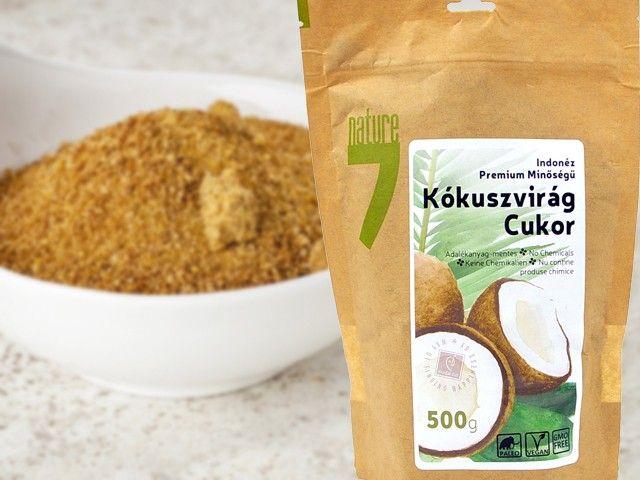 Zahăr din floare de nucă de cocos. Recomandat pentru îndulcire, în orice, înlocuiește zahărul tradițional. Proveniență: Indonezia Produs fără organisme modificate genetic! Produs vegan! Nu produse produse chimice! Aliment Paleo!