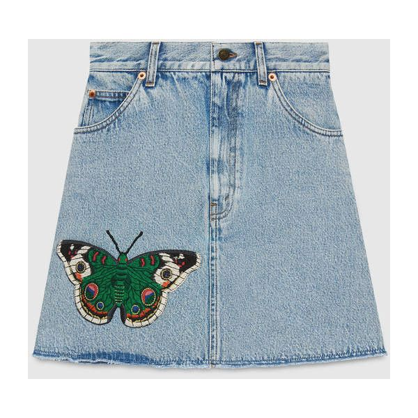 Best 25  A line denim skirt ideas on Pinterest | Denim skirt ...