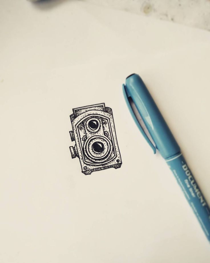 Fresh WTFDotworkTattoo Find Fresh from the Web Small vintage camera tattoo…