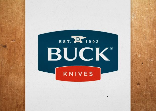 Buck Knives An American heritage knife brand by Mint Design