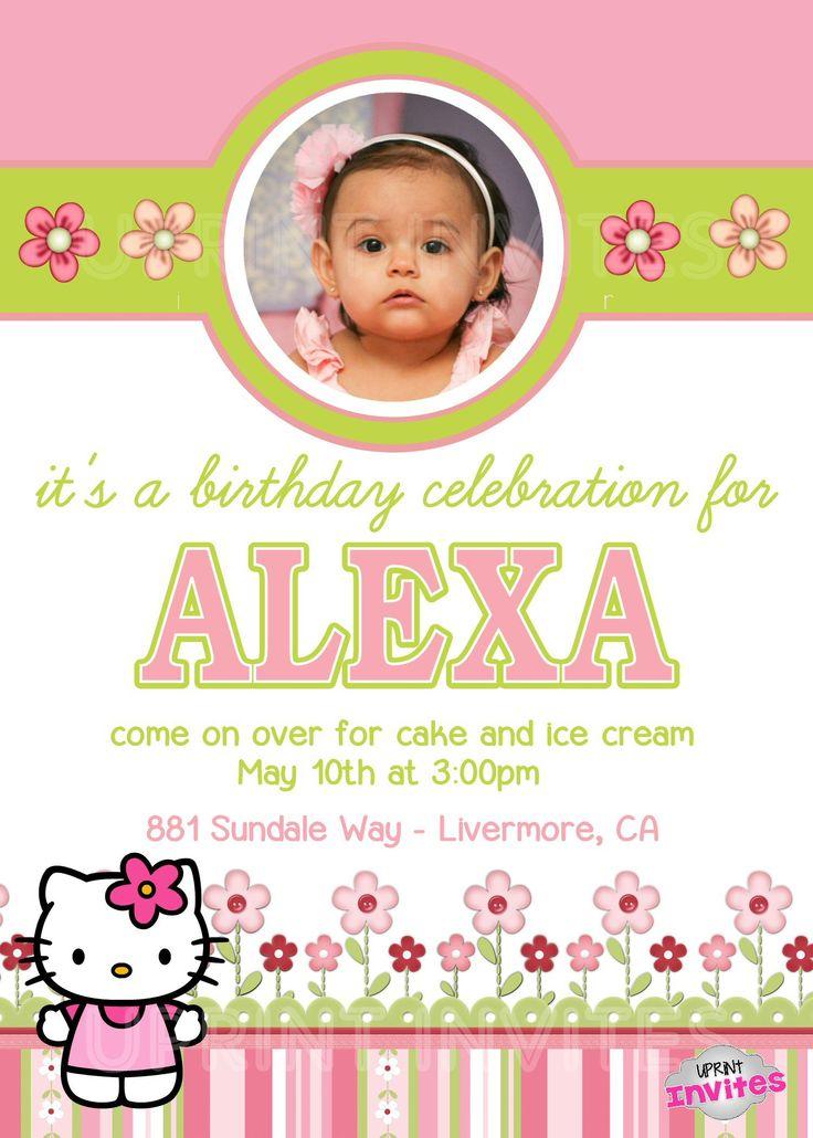 Personalized Invitations www.facebook.com/uprintinvitations