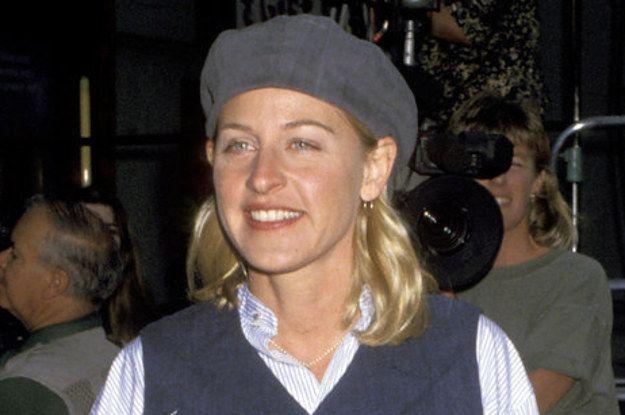 The Style Evolution Of Ellen DeGeneres