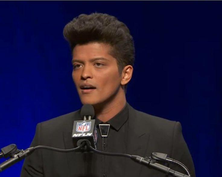 The Super Bowl XLVIII National Anthem & Pepsi Halftime Show Press Conference