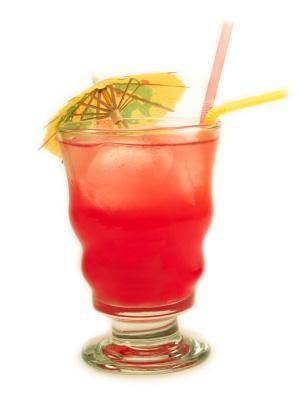 Verano tropical, encuentra la receta en http://www.1001consejos.com/cocteles-sin-alcohol/
