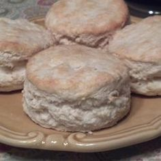 Moms Baking Powder Biscuits Allrecipes.com  Have been wanting to try home made biscuits for a while - - this looks like a pretty simple recipe!