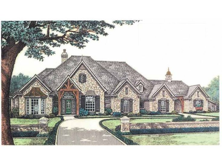 French Country Ranch House Plans 606 best house plans images on pinterest | house floor plans