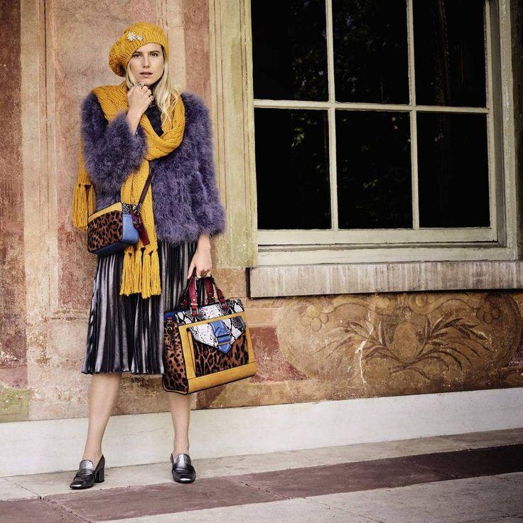 Смешение цветов и фактур - вот, что актуально в этом сезоне! #accessorize #accessorizerussia