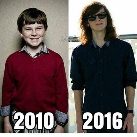 Carl~ The Walking Dead