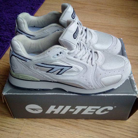 Hi Tec Silver Shadow Original Size 7 Never Worn in by Sedumstore