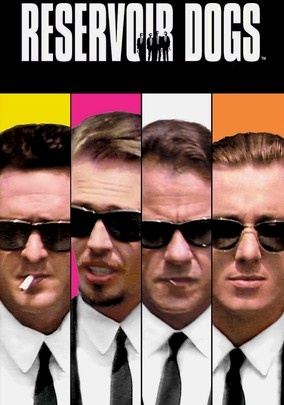 Reservoir Dogs (1992) Quentin Tarantino's directorial debut is raw, violent, often mimicked -- and unforgettable. A botched robbery indicates a police informant, and the pressure mounts in the aftermath at a warehouse. Crime begets violence as the survivors unravel.