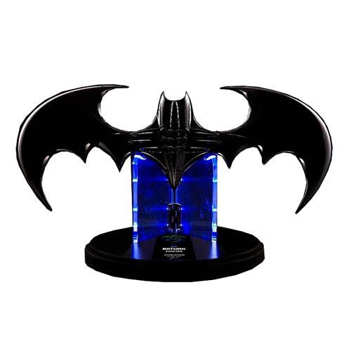 Batman Forever Die-Cast Metal Folding Batarang Prop