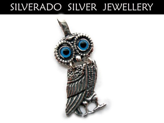 Sterling Silver 925  Ancient Greek Goddess by SilveradoJewellery, €22.00