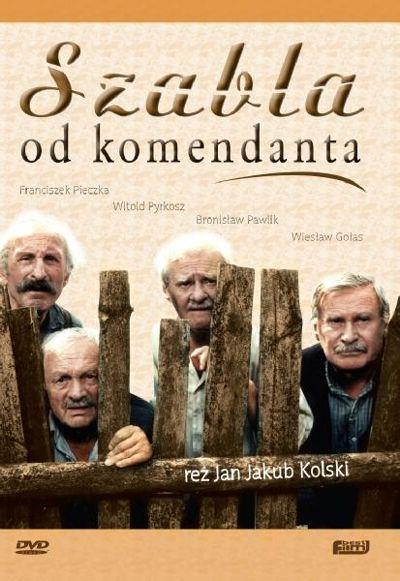 Szabla od komendanta (1995)
