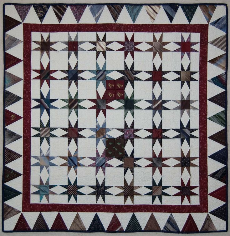 11 best images about Tie patterns for Thia on Pinterest Necktie quilt, Quilt and Old ties