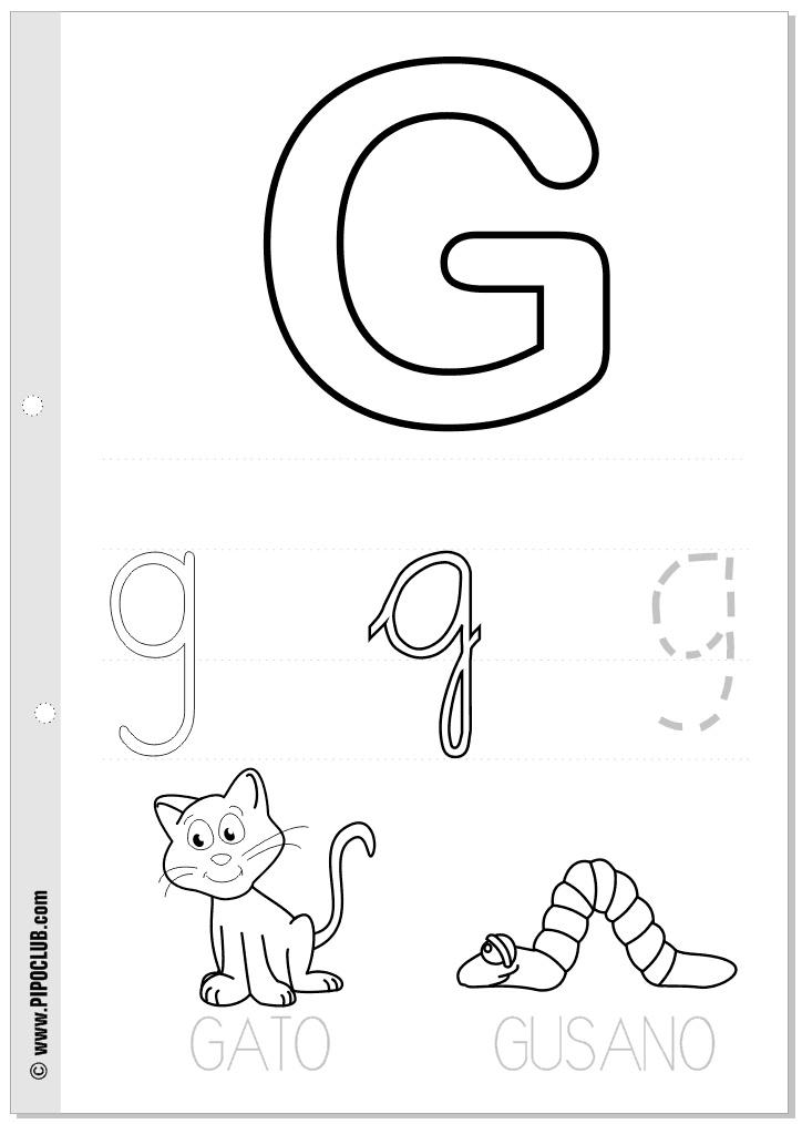 Mejores 7 Im U00e1genes De Letras Para Imprimir En Pinterest - Auto ...