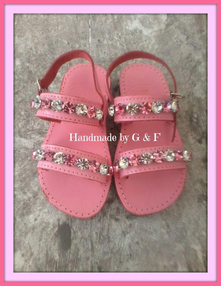 handmade leather children sandals https://www.facebook.com/pages/Pink-Diamond/289631611072197