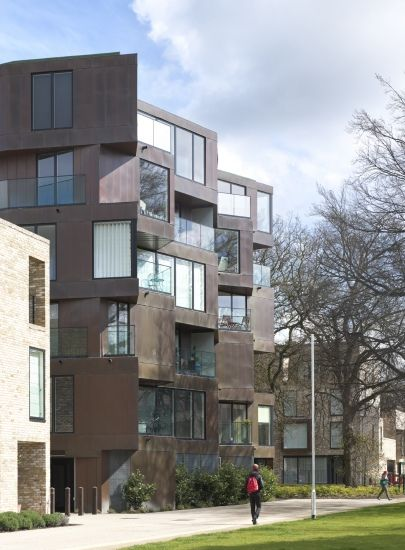 Alisson Brooks Architects, ABA02, Accordia, Cambridge UK