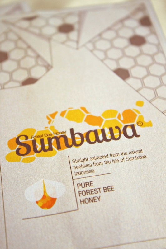 Sumbawa Forest Bee Honey Logo