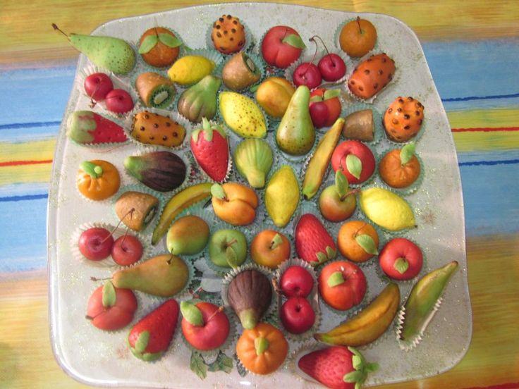 I miei  fruttini sardi