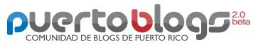 PuertoBlogs puede considerarse como un directorio de weblogs (blogs) puertorriqueños, pero más alla de eso, es un lugar de encuentro para todos aquellos que tienen un blog y están relacionados con Puerto Rico, directa o indirectamente.
