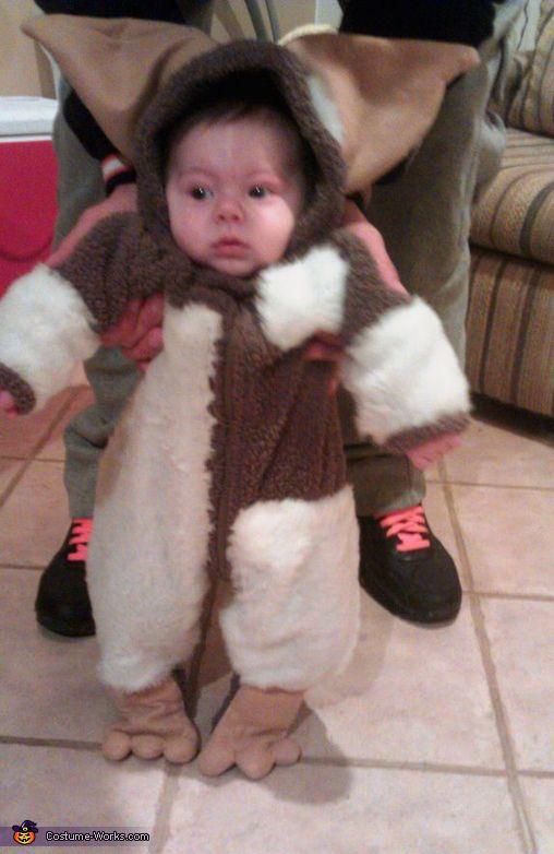 DIY Gizmo Baby Costume
